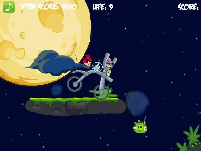 Angry Birds Space Free Download