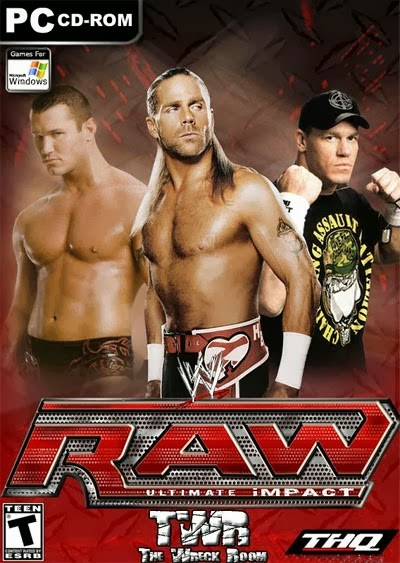 How to download WWE Raw Ultimate Impact 2010