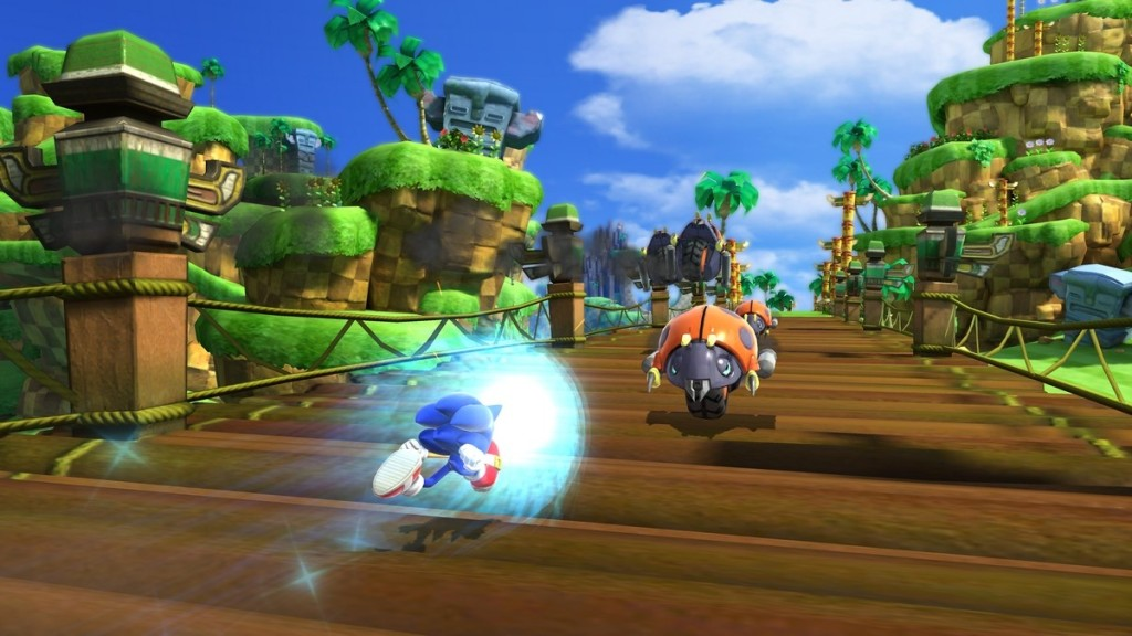 Sonic Generations Overview