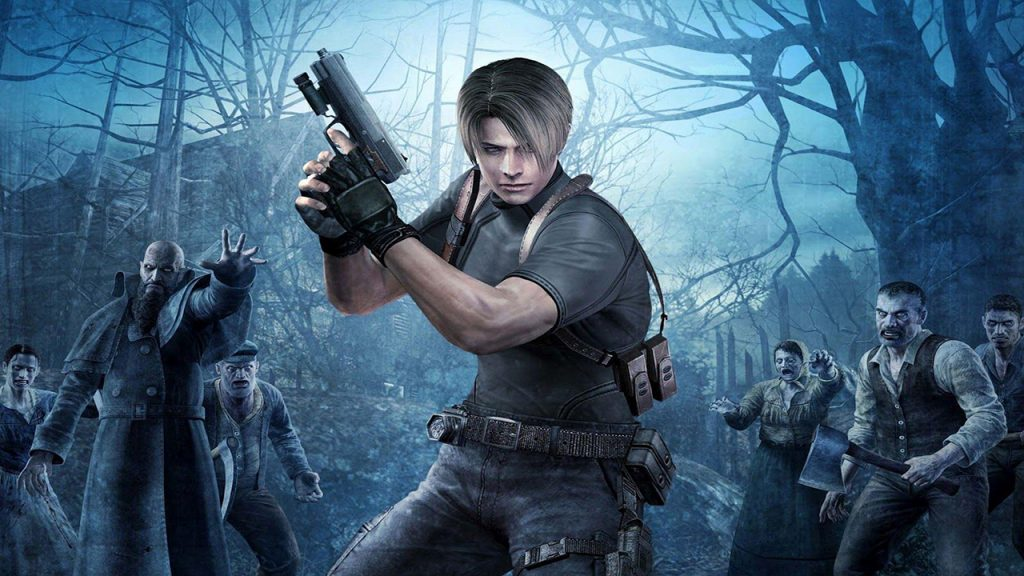 Resident Evil 4 Ultimate HD Free Download