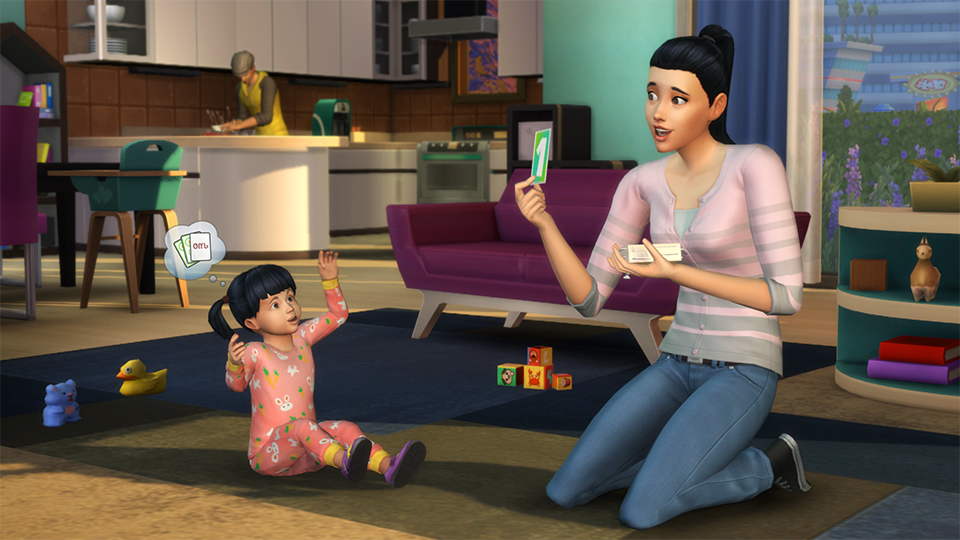 The Sims 4 Toddlers Free Download