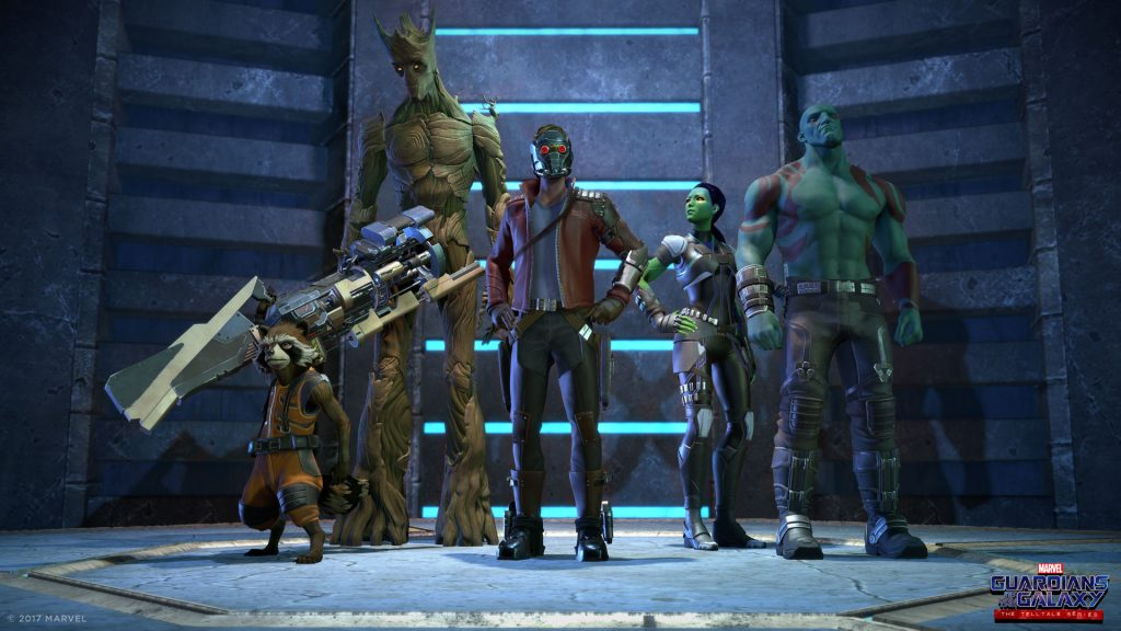 Marvel's Guardians of the Galaxy Episode 1 Free Download