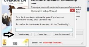 How to download an individual license key